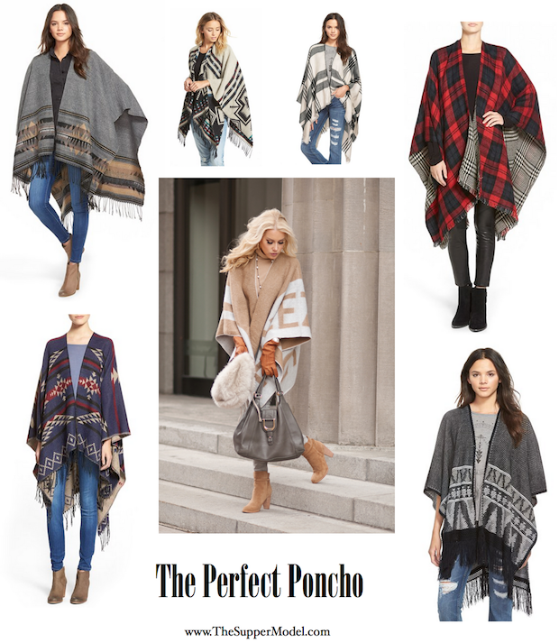ponchos under $50 poncho